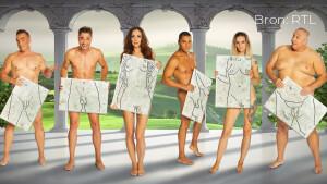 Zo zien de BN'ers uit Adam Zkt. Eva VIPS er naakt uit!